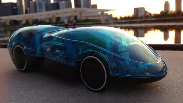 corgi i h2go rc hydrogen water car