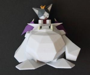 final fantasy vii 3d printed figurines by Joaquin Baldwin 10 300x250
