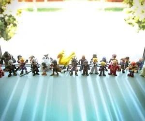 final fantasy vii 3d printed figurines by Joaquin Baldwin 13 300x250