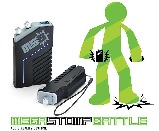 mega stomp battle motion