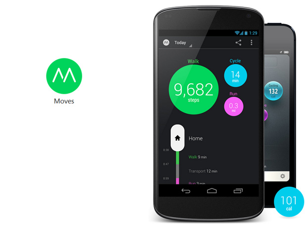 moves activity tracker