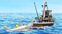 LEGO JAWS Set Hits Cuusoo: We're Gonna Need a Bigger Boat ...