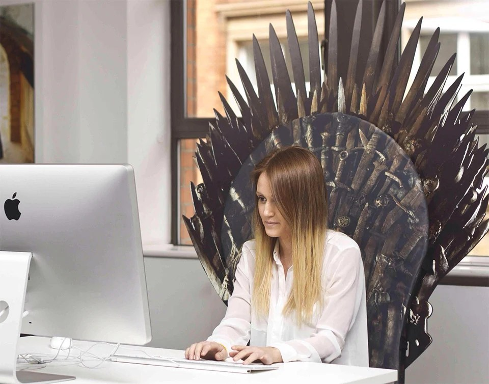 iron throne chair hanging ebay au transform any into the