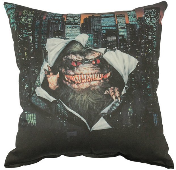 Horror Movie Pillows Rest in Pieces  Technabob