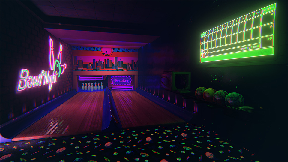 Roam Around  Play in a Virtual Reality 80s Arcade Coins