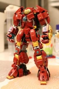 LEGO Hulkbuster Concept: Minibig - Technabob