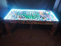 LEGO Light Up Table is Also a Minifig Village - Technabob