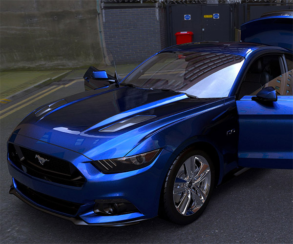 ford u0026 39 s immersive cinematic engineering tech makes virtual cars look like real cars