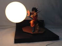 Dragon Ball Z Action Figure Lamps: Lamelamelaaaamp ...