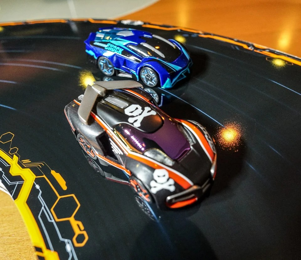 hight resolution of anki overdrive review slot car fun without slots or wires advanced wiring slot car track