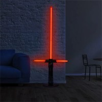 These Lightsaber Lamps Illuminate The Dark Side of the ...