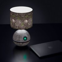 Death Star Desk Lamp Is the Ultimate Power in Your Cubicle ...