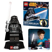 LEGO Star Wars Darth Vader LED Light is Pure Blocky Evil ...