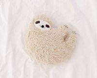 Every Couch Could Use a Furry Sloth Pillow - Technabob