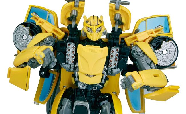 Transformers Bumblebee Masterpiece Toy Features His Vw