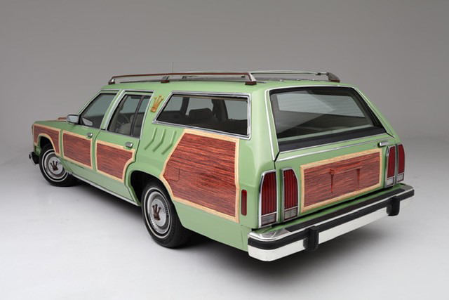 Own A Replica Of Clark Griswold S Family Truckster