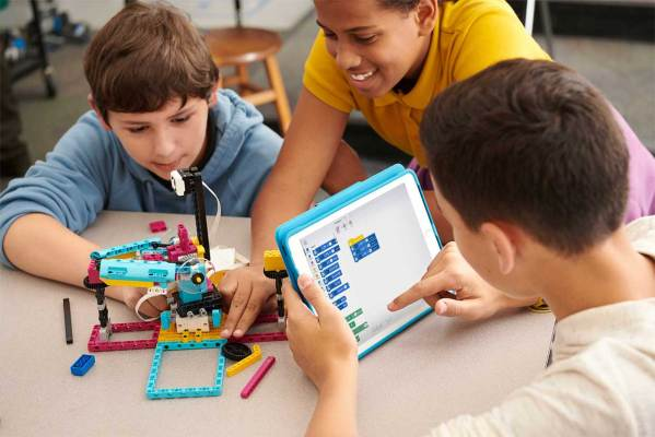 Lego Education Spike Prime Brings Blocky Stem Learning