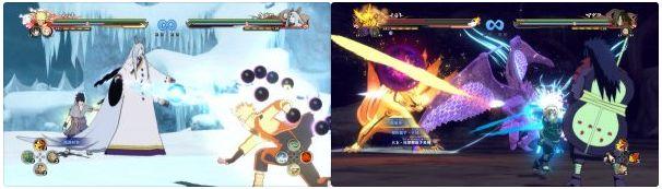 Download Naruto Ultimate Ninja Storm 4 PPSSPP ISO