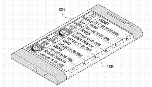 Rumours: Samsung testing wrap-around YOUM display