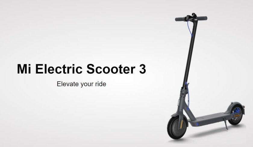 AIot - Mi Electric Scooter 3