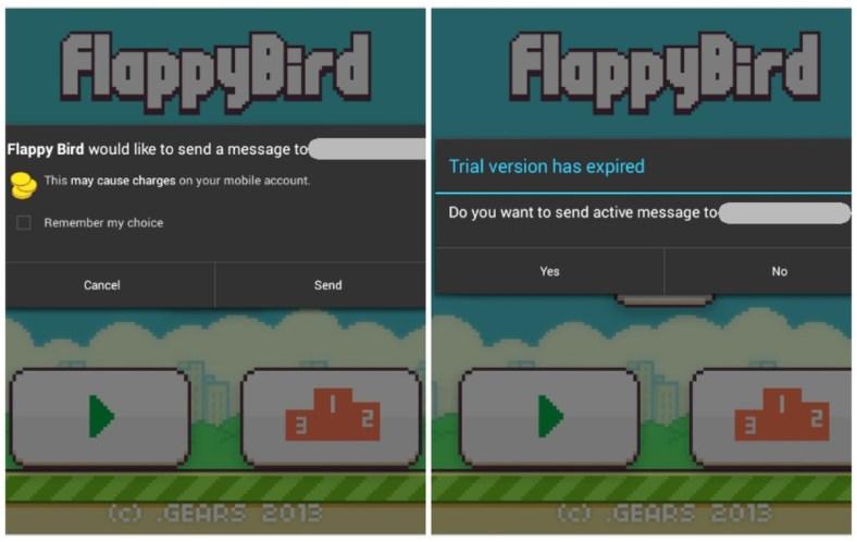 Flappy-Bird-Malware