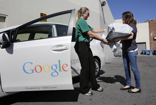 Google Shopping Express, 온라인 쇼핑 사업의 키를 '판매'에서 '배송'으로 옮길까?