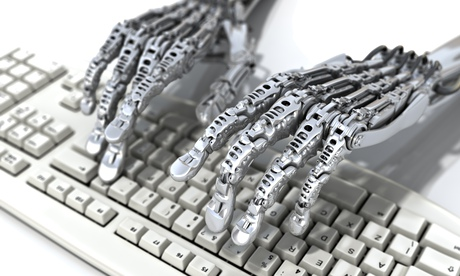automated robot journalism