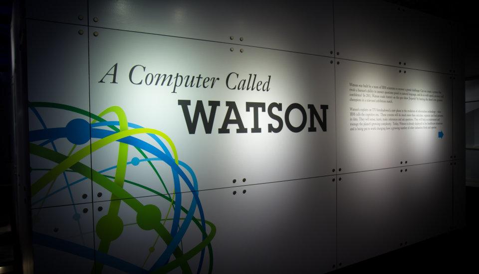 왓슨(Watson), 당신의 성격을 평가해주는 IBM 인공지능 컴퓨터