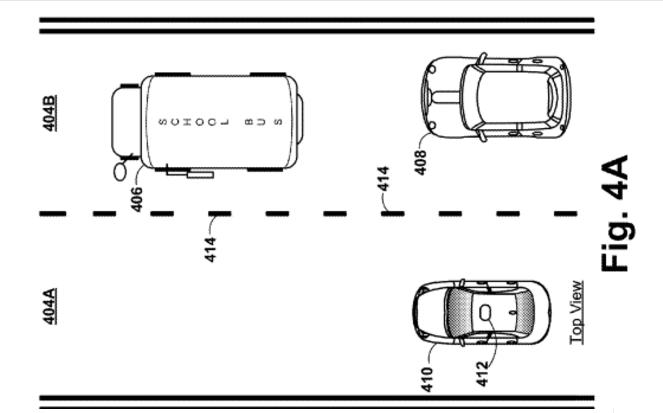 구글, 무인자동차용 버스 감지 시스템 특허 취득