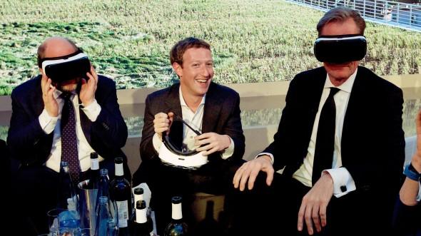 마크 저커버그, 가상 현실(Virtual Reality) 대중화에 최소 10년은 걸릴 것