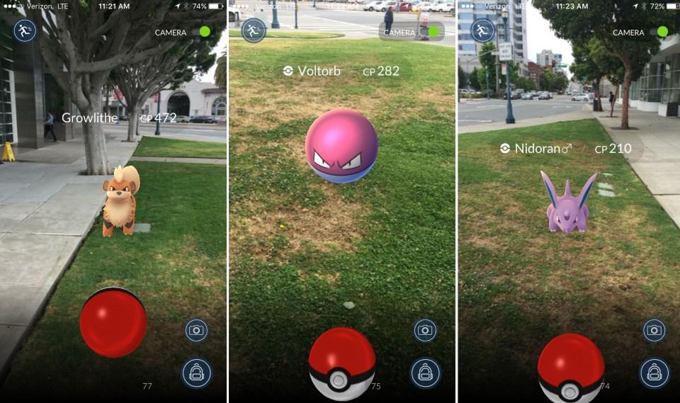 위치기반 증강현실 게임 포켓몬 고(Pokémon Go), 7월 출시 예정