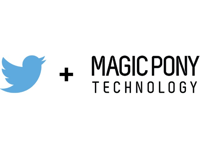 트위터, Magic Pony Technology를 $150M에 인수