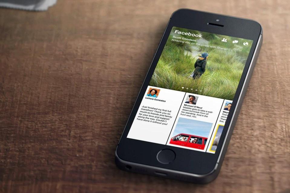 페이스북, 뉴스 앱 '페이퍼 (Paper)' 중단 예정