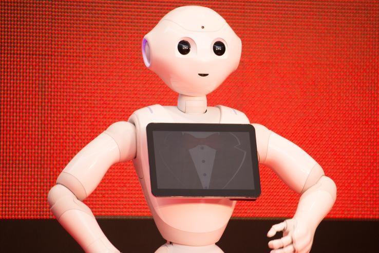 소프트뱅크 페퍼 로봇, 대만에서 판매 시작