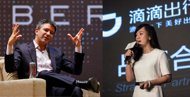 우버는 왜 중국에서 실패했을까?