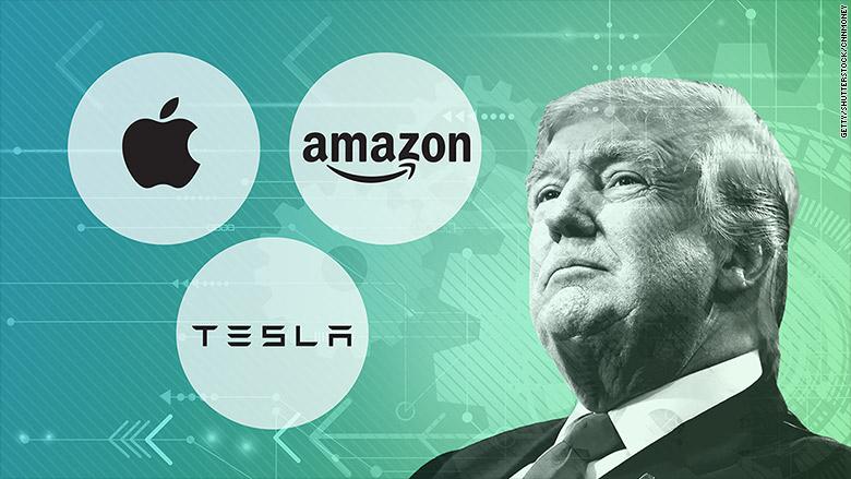 트럼프의 시대, 실리콘밸리는 어떻게 될까?
