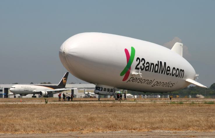 개인 유전정보 분석 기업 23andMe, $200 Million (약 2천 2백억원) 투자 유치