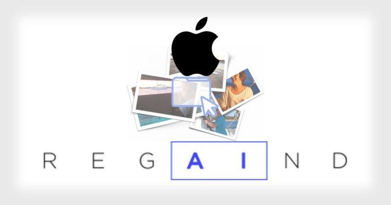 애플, 이미지 분석 스타트업 리게인드(Regaind) 인수