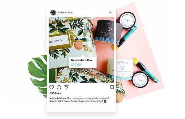 쇼피파이(Shopify), 인스타그램 사진 속의 제품 판매용 쇼핑툴 런칭