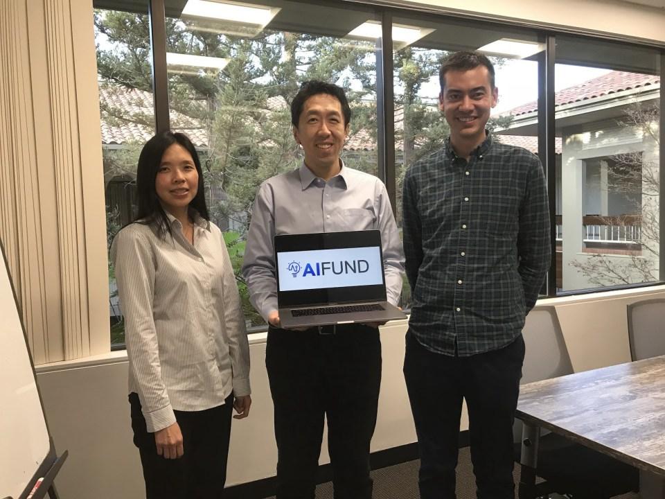 앤드류 응 교수, 인공지능 기반 스타트업 위한 'AI Fund' 조성 발표