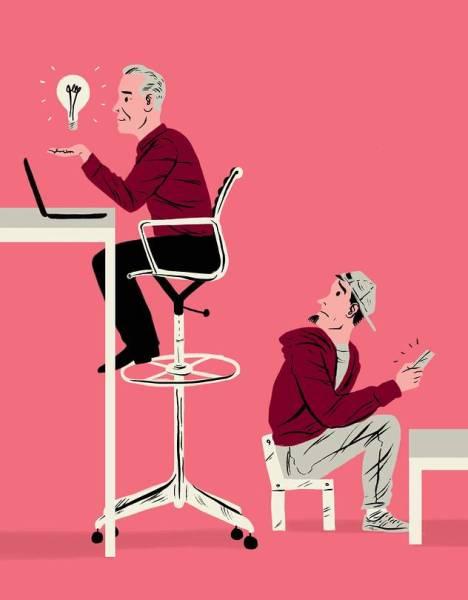 미국에서 성공적인 스타트업을 창업한 CEO의 평균 나이는 45세