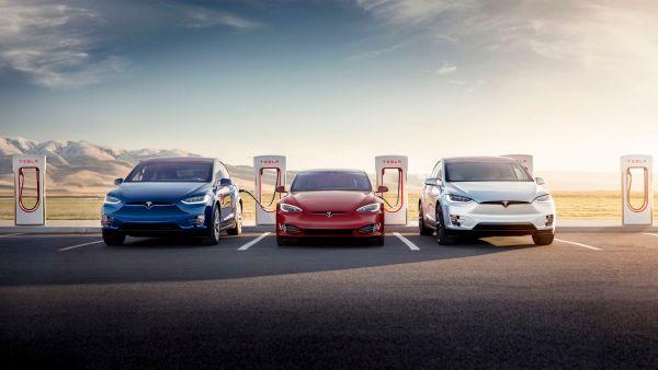 테슬라, 미국 전기 자동차 판매량의 45% 차지
