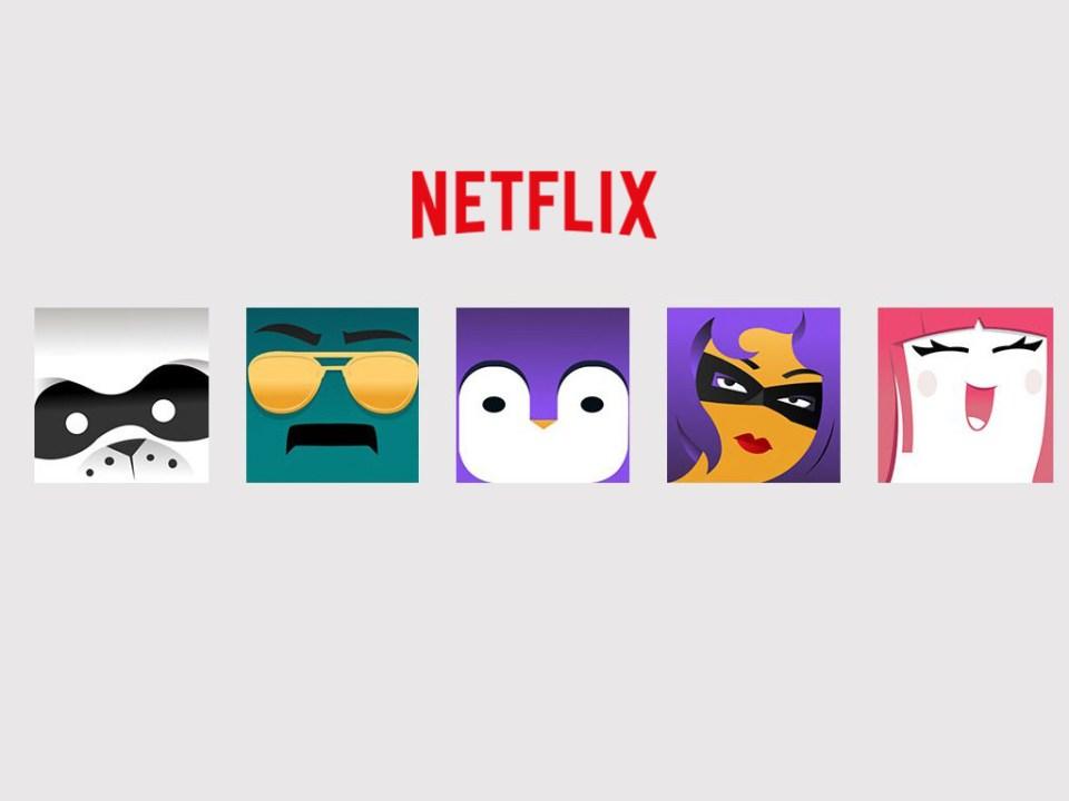 넷플릭스, 100개 이상의 새로운 프로필 아이콘 공개