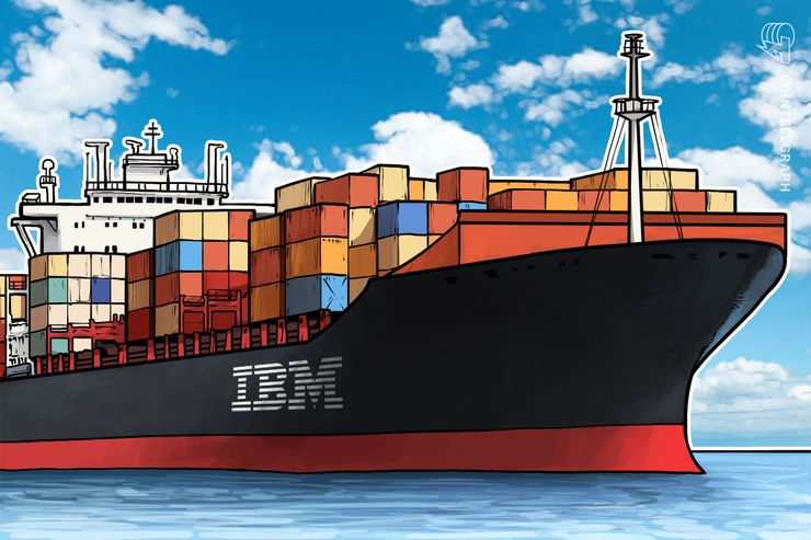 IBM, 블록체인으로 오렌지를 보냈다