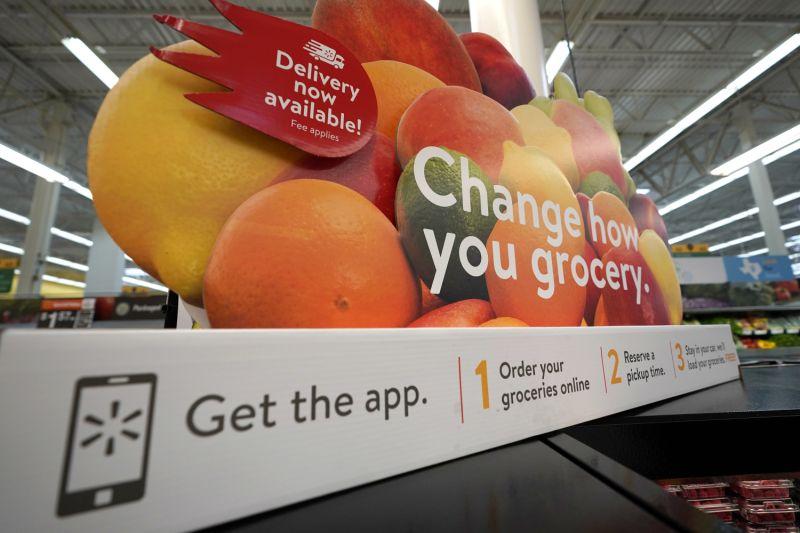 월마트의 4분기 실적 발표, 핵심은 식료품 배송