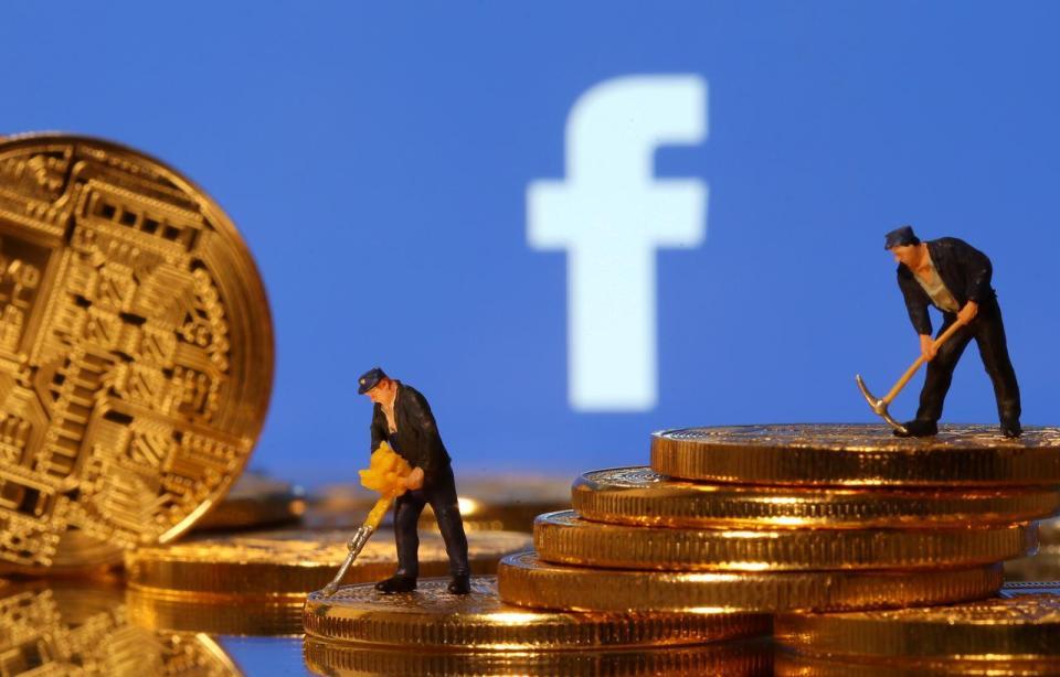 페이스북은 당신의 금융, 재무 상태를 페이스북 친구와 비교할 생각이다