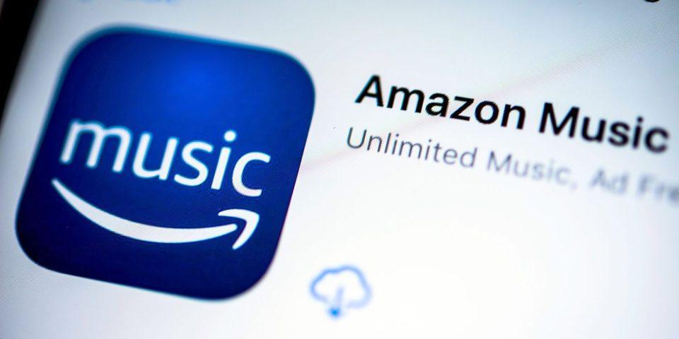아마존의 음악 스트리밍 무료 확대
