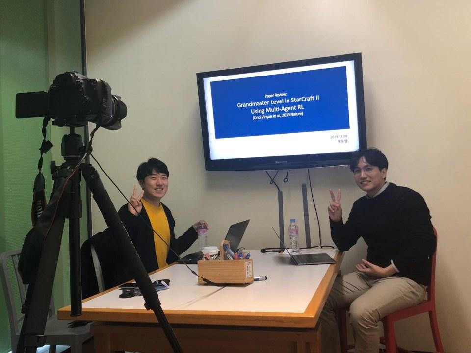 """(인터뷰) """"게임 AI와 강화학습, 쉽고 재밌게 배우자"""" 유튜브 채널 '팡요랩'의 노승은님 + 전민영님"""