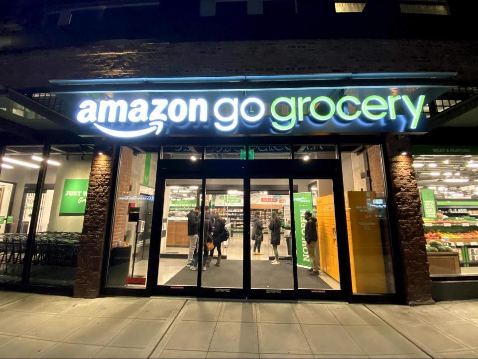 쪽파 2묶음도 잘 계산될까? – Amazon Go Grocery 1호점 방문기