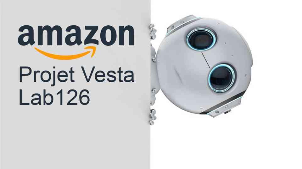 아마존, 가정용 로봇 '베스타' 완성품 선보일까?